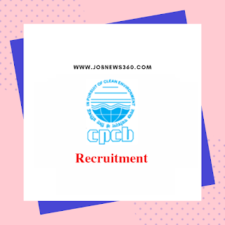 CPCB Recruitment 2020 for DEO, LDC, Scientist & Technician