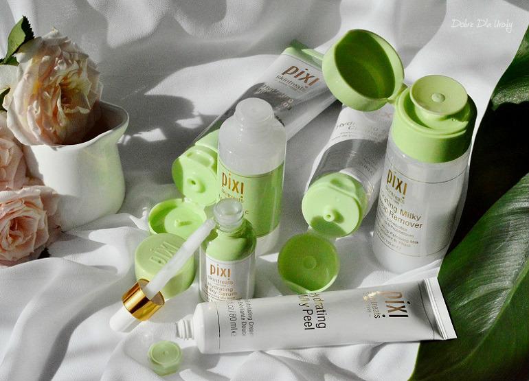 Pixi Hydrating Milky Collection - recenzja