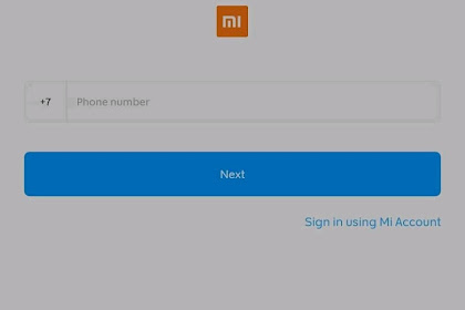 Mengatasi Kesalahan Yang Terjadi Pada Hp Xiaomi