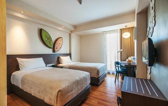 Pengalaman Berlibur di Pulau Dewata dan Menginap di Hotel Atanaya by Century Park