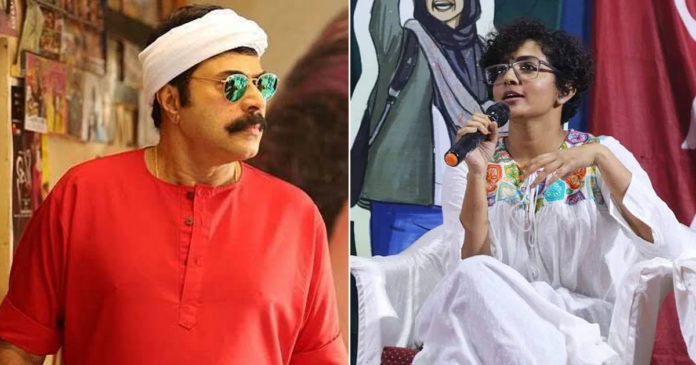 The issue of a film like Kasaba is repeated, and it can be further opposed: Parvathi Thiruvoth,www.thekeralatimes.com