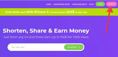 earndone highest paying url shortener website