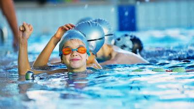 Swimming, how to swim