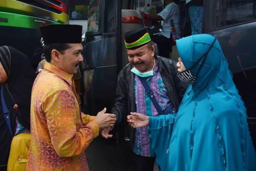 Wawako Padang Panjang: 167 Jemaah Haji Pulang Dengan Selamat