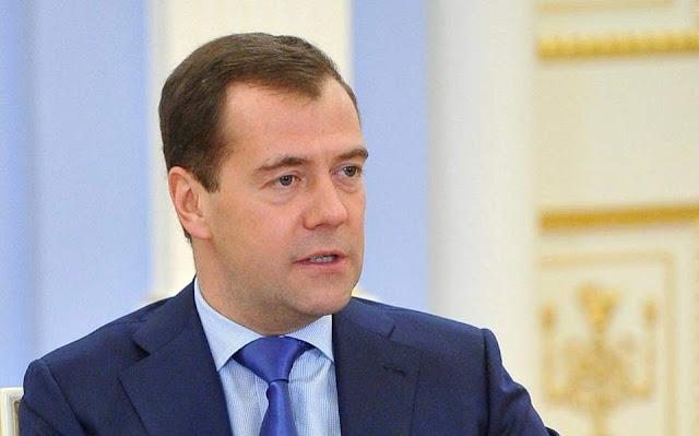 Μεντβέντεφ: Νέες κυρώσεις ισοδυναμούν με κήρυξη «οικονομικού πολέμου» από τη Δύση