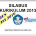 Silabus SD Kurikulum 2013 Revisi 2016 Semua Kelas Lengkap