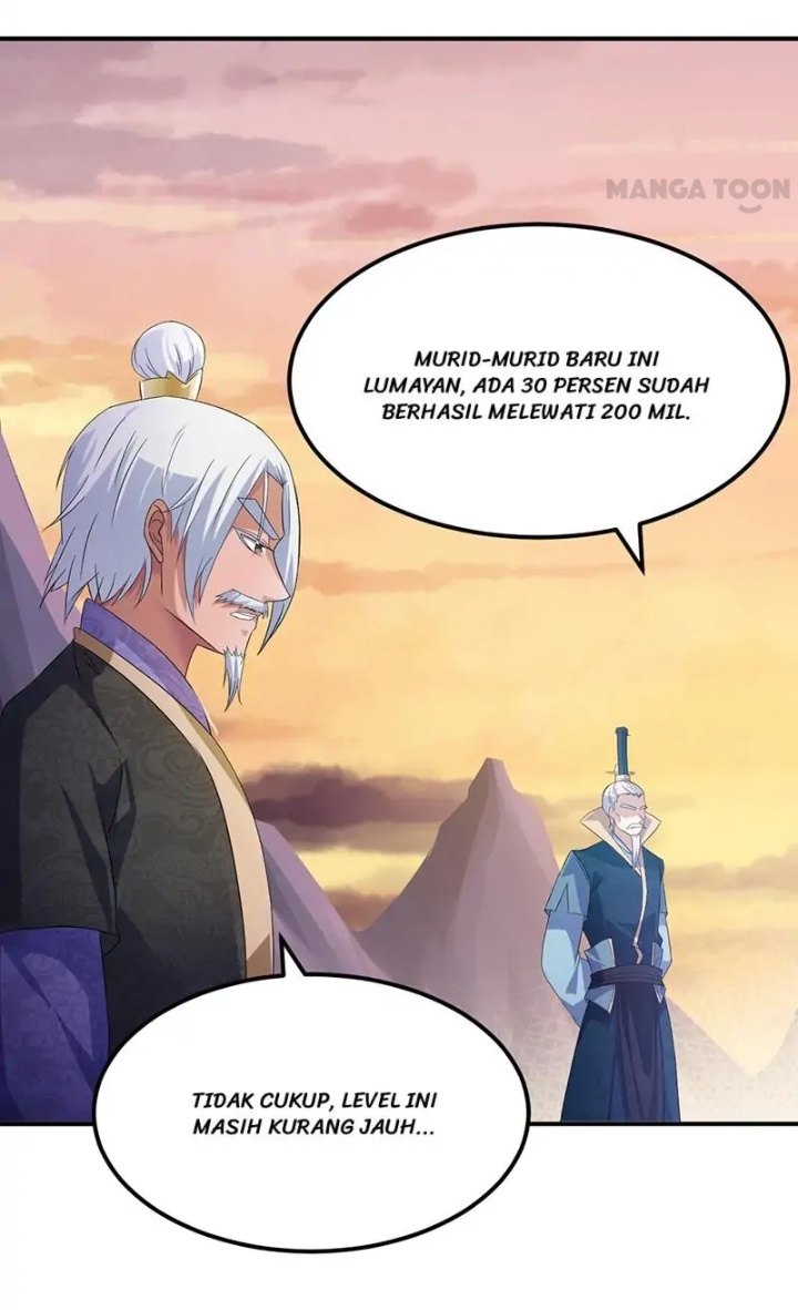 Martial Arts Reigns Bahasa Indonesia Chapter 48