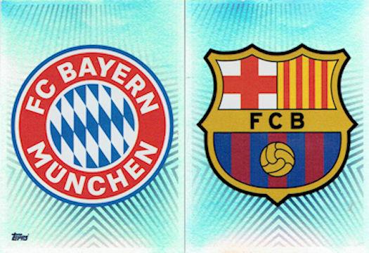 FC Salzburg Erling Braut Haland Champions League 19 20 2019 2020 Sticker 419