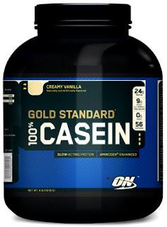 معلومات كاملة عن بروتين جولد ستاندرد كاسين Gold Standard 100% Casein