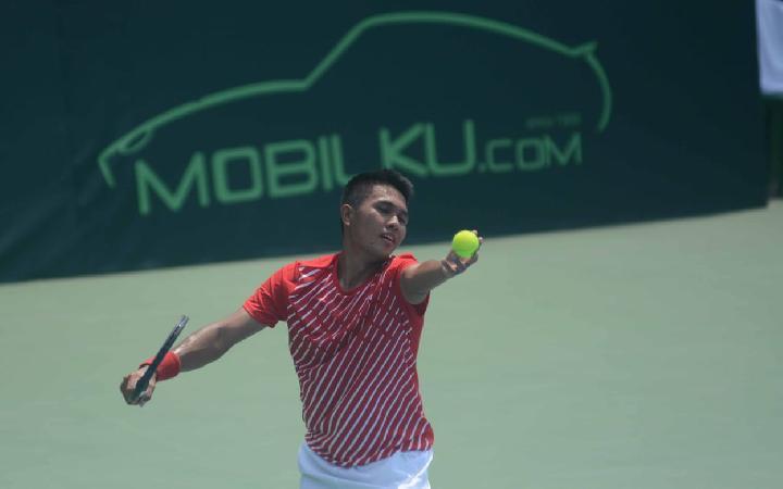 Selandia Baru Unggu Dari Team Tenis Indonesia Di Piala Davis 2019