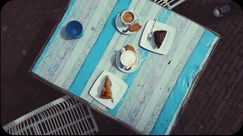 Appeltart und Schokoladenkuchen in Middelburg | Arthurs Tochter Kocht von Astrid Paul