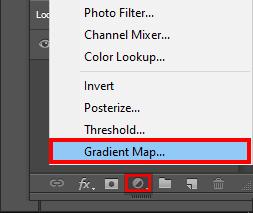 Gradient Map