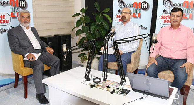 Bağımsız Aday Yapıcıoğlu önemli değerlendirmelerde bulundu