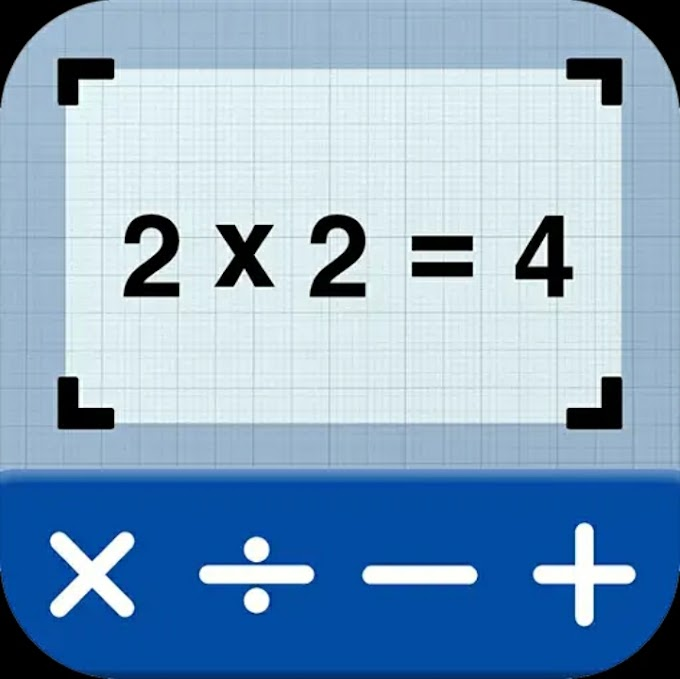 Math Scanner by Photo