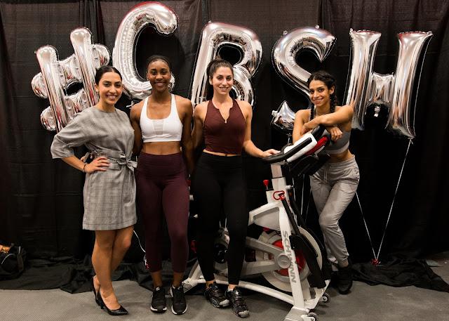 Houston fitness blogger Cori Scherer