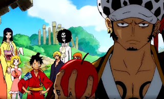 One Piece Episodio 909