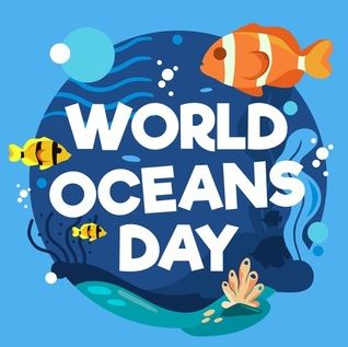 hari laut sedunia [world ocean day] 2020 -ucapan hari laut sedunia