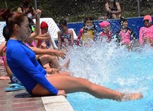 Inscripciones al I Festival Regional Copa Cafeteritos de natación