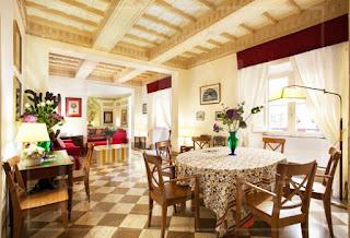 Alugar apartamento ROma 2 - Apartamento para alugar em Trastevere