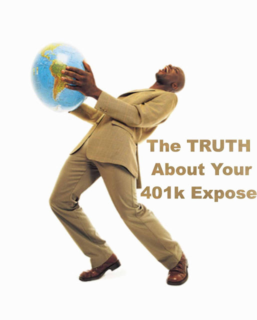 The TRUTH About Your 401k Expose