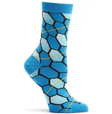 Honeycomb Sock