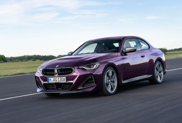 BMW seri 2 Coupe M240i