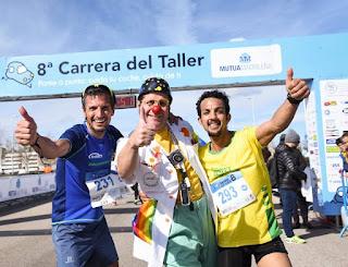 El equipo EurTaller Theodora volverá a sumar #kmsxsonrisas en la IX Carrera del Taller