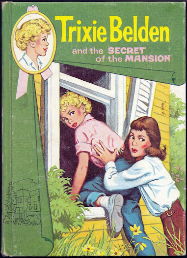 Vintage Books for the Very Young: Trixie Belden