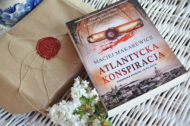 """""""Atlantycka konspiracja"""" - Maciej Makarewicz"""