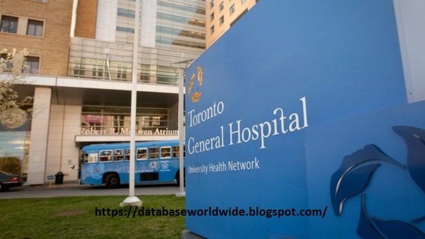 Free Database of Hospitals and Clinic in Canada