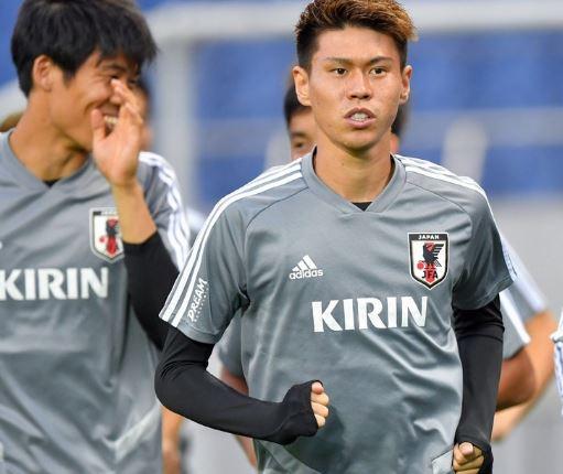 Japan reshuffle