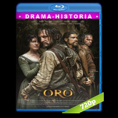 Oro (2017) BRRip 720p Audio Castellano 5.1