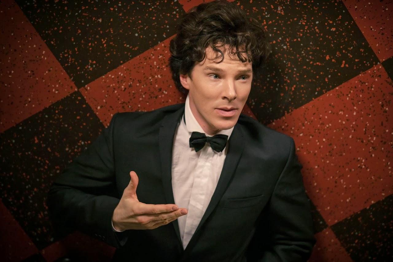 Hello, Tailor: Sherlock: