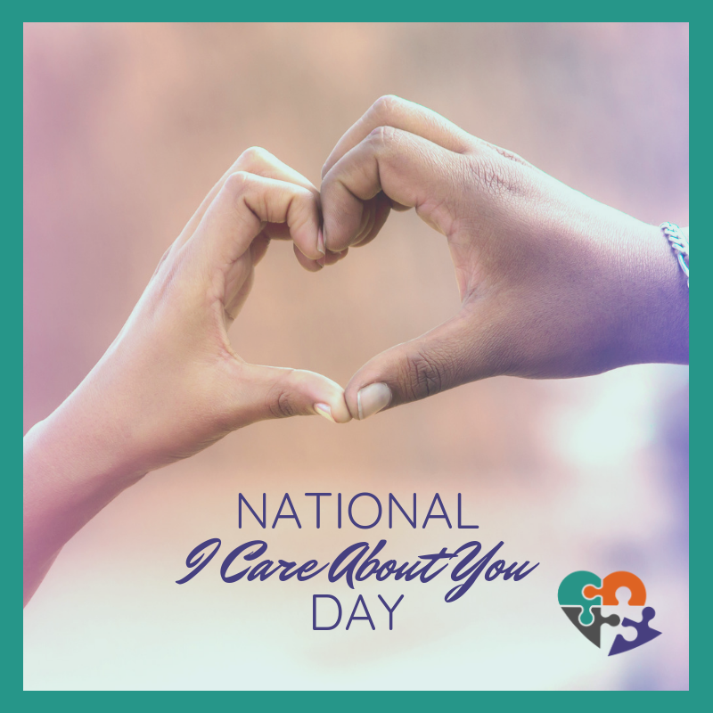 ​National I Care About You Day Wishes Beautiful Image