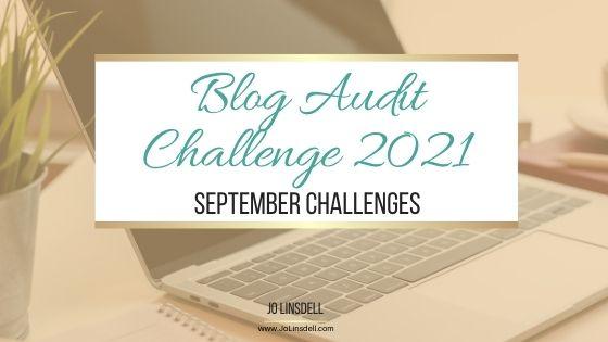 2021年博客审计挑战:九月挑战