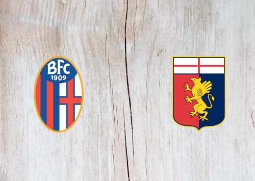 Bologna vs Genoa -Highlights 12 May 2021