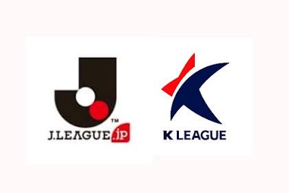 Hak Siar J League dan K League Indonesia
