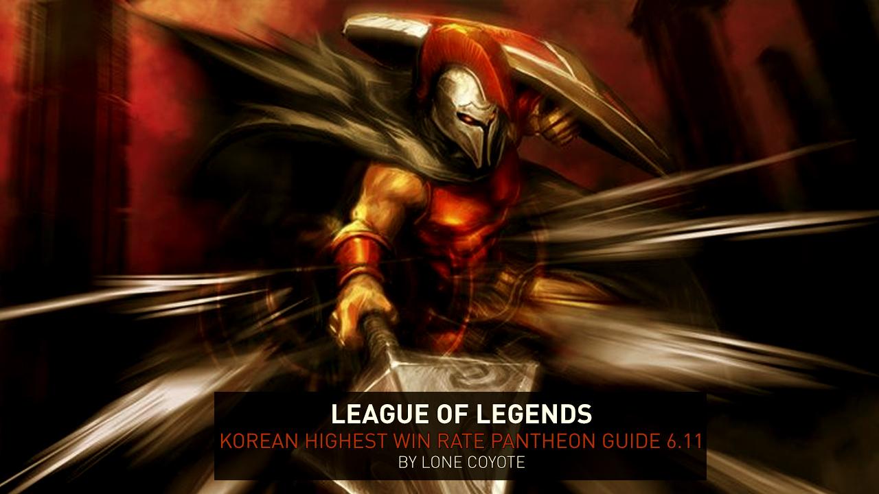 league of legends korean highest. Black Bedroom Furniture Sets. Home Design Ideas