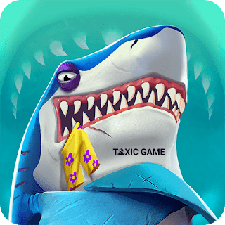 Hungry Shark Heroes MOD APK + OBB For Android 2020
