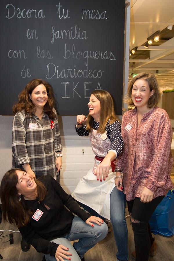 Resumen #DiaridecoLoveIkea: Taller navideño en Ikea9