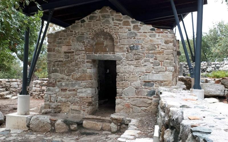 Πρόγραμμα τέλεσης Θείων Λειτουργιών στο μοναστήρι του Χριστού Σαμοθράκης