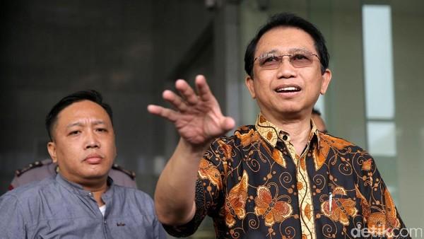 Cabut Gugatan Pemecatan Demokrat, Marzuki Alie: DPP AHY Sudah Demisioner