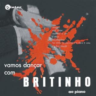 """Joao Leal Brito """"Britinho"""" - Vamos Dancar Com Britinho Ao Piano (1956)"""