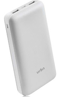 URBN 20000mAh Li-Polymer Power Bank