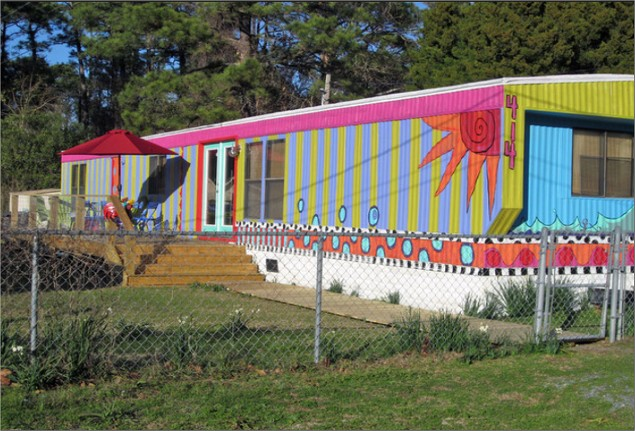 Wooden Home: Single- and Double-wide Mobile Home Decks on cape cod beams, log home beams, house beams,
