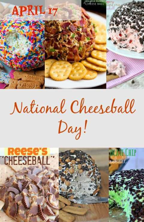National Cheese Ball Day Wishes Beautiful Image