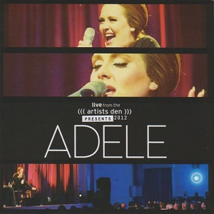CD CD Live From The Artists Den – Adele (2012)