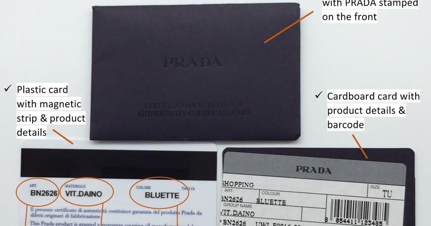 2ecbf9206771 Amore-Venti  Authenticate Prada Bags and Wallets