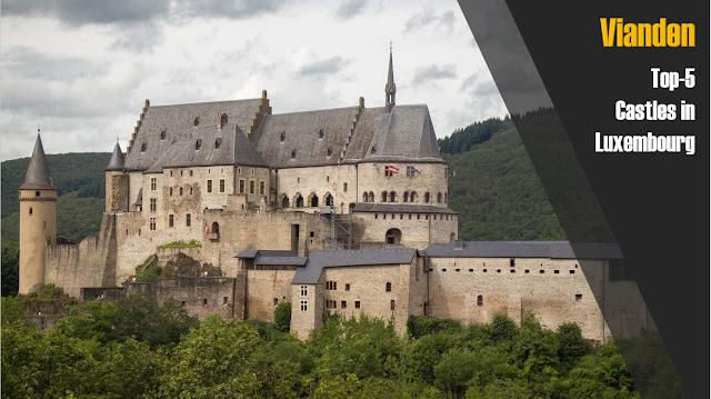 Vianden_best_castles_Luxembourg