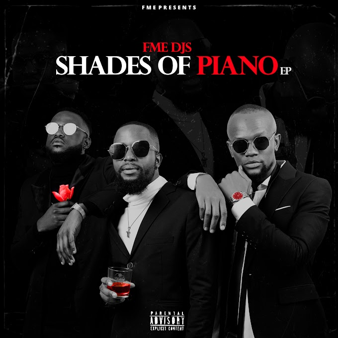 "FME Dj's release ""Shades Of Piano"" EP"
